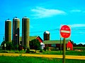 Farm in Windsor with Four Silos - panoramio.jpg