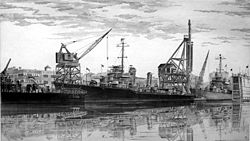 Federal Shipbuilding and Drydock Company