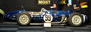 Ferguson Research - Ferguson P99 Formula One car from 1961