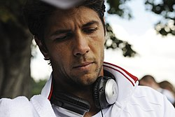 Fernando Verdasco at the 2009 Wimbledon Championships 01.jpg