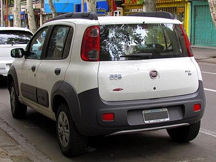 Fiat Uno Wikiwand