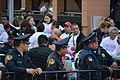 Fieles esperando al Papa Francisco fuera de la Nunciatura Apostólica de la Ciudad de México 03.JPG