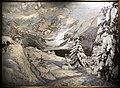 Filippo carcano, in pieno inverno (inverno in engadina), 1909.jpg