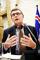 Finlands statsminister Matti Vanhanen under Nordiska Radets session i Oslo. 2007-10-30. Foto- Magnus Froderberg-norden.org (1).jpg