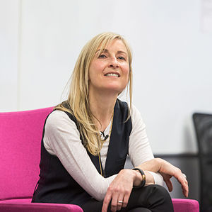 Fiona Phillips - Phillips in 2015