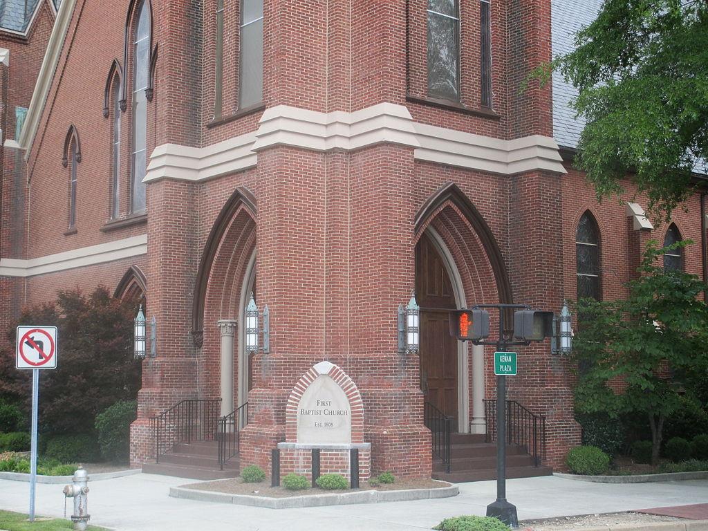File:First Baptist Church, Wilmington, NC IMG 4313.JPG ...