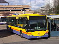 First Beeline 64015 on Route 191, Bracknell Bus Station (13514253484).jpg