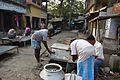 Fish Market - Baduria-Berachampa Road - Baduria - North 24 Parganas 2016-12-31 2424.JPG