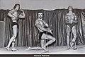 Fisicoculturismo argentino AFCA 1ª lugar Torneo Mr Valentin Alsina 1970 categoria Novicios.jpg altura 1,85 mts peso 89 kilos,2ºlugar juan jose schettino 3º alejandro b.risso.jpg