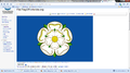 FlagOfYorkshire svg screenshot on Commons, 2012.png