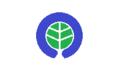 Flag of Kitagawa Miyazaki.png