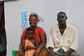 Flickr - DFID - UK Department for International Development - Elisee, Grace and Philippe, Bahn refugee camp, Nimba county, Liberia.jpg
