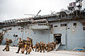 Flickr - Official U.S. Navy Imagery - New Zealand Army soldiers assigned to Alpha Company disembark USS Essex..jpg