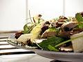 Flickr - cyclonebill - Salat af rucola, portobello, parmesan og ristede kammuslinger.jpg