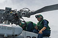 Flight operations aboard USS Fort Worth (LCS 3) 150110-N-DC018-180.jpg
