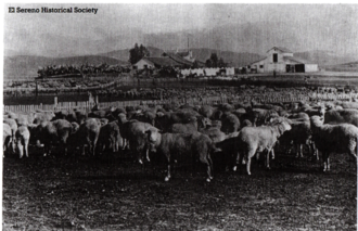 El Sereno, Los Angeles - Rancho Rosa de Castilla, about 1880