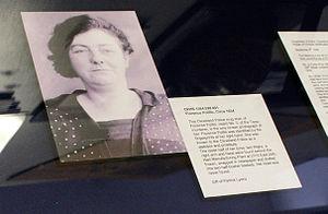 Cleveland Torso Murderer - Image: Florence Polillo