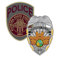Florida State University Police Department badge and patch.png