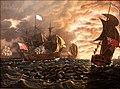 Flotille de bateaux battant pavillon anglais-Dumoulin-IMG 5505.JPG
