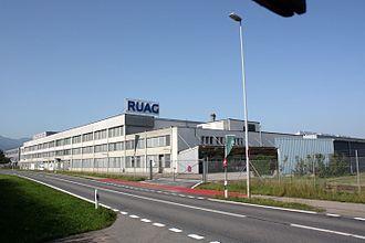 RUAG - RUAG factory in Emmen, Switzerland