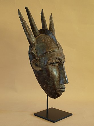 Mandé peoples - Image: Fondazione Passaré 094 b Mali Maschera etnia Bambara Marka