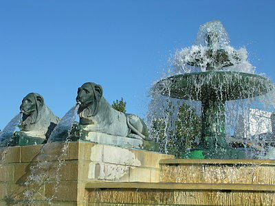 fountains in paris wikipedia. Black Bedroom Furniture Sets. Home Design Ideas