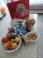 Food Series (Home-made) of Mooncake (Mid-autumn) Festival - 1st. Snacks Table.jpg