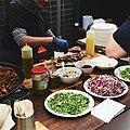 Food being prepared at maltby street market.jpg
