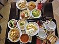 Food from Puzata Hata restaurant in Lviv.jpg