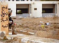 Foot patrol in Ramadi, Iraq, 2005-02-18 -a.jpg