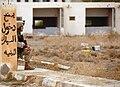 Foot patrol in Ramadi, Iraq, 2005-02-18 -a.jpg
