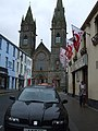 Football Fever hits Omagh (5) - geograph.org.uk - 956448.jpg