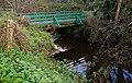 Footbridge, Lagan canal near Edenderry - geograph.org.uk - 1576347.jpg