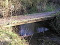 Footbridge over Chad Brook - geograph.org.uk - 296260.jpg