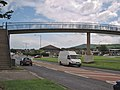 Footbridge over Normanby Road - geograph.org.uk - 477669.jpg