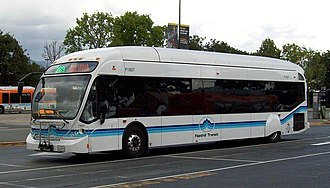 Foothill Transit - Image: Foothill Transit NABI 42 BRT F1807