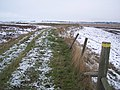 Footpath on the Old Counter Wall - geograph.org.uk - 1628417.jpg