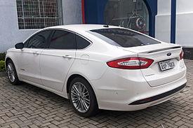 Ford Fusion Hybrid Anium Segunda Geração