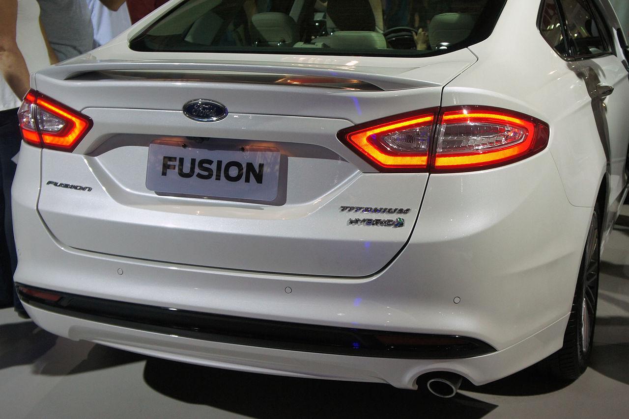 File Ford Fusion Hybrid Titanium Sao 2014 0251 Jpg