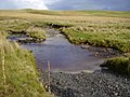 Ford over Afon Claerddu - geograph.org.uk - 411693.jpg