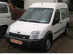 Ford Tourneo Connect (2002–2006)