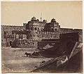 Fort Agra, The Delhi Gate MET DP279234.jpg