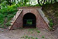 Fort Grodzisko. Poterna do prawego barku Bastionu Neubauera - panoramio.jpg