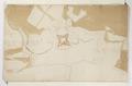 Fortifikationskarta, plan över fästning - Skoklosters slott - 98078.tif