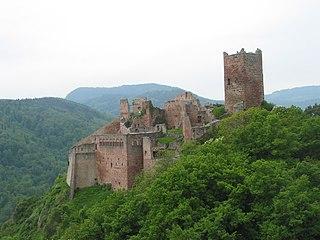 Château de Saint-Ulrich castle