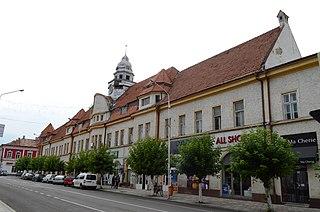 Rădăuți County County in Romania