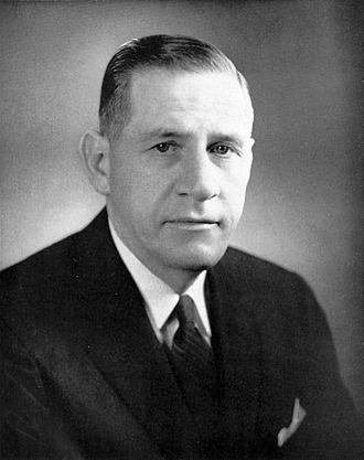 Foster Furcolo - Image: Foster Furcolo, 60th Governor of Massachusetts