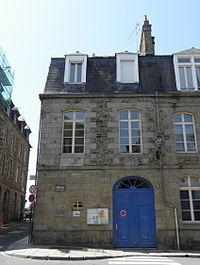 Fougères (35) Hôtel de Marigny 01.JPG