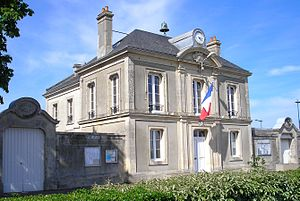 Amfreville, Calvados - The Town Hall
