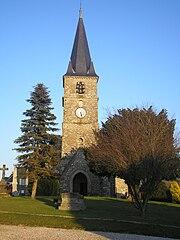 L'église de Domjean